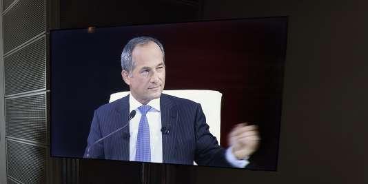 Le directeur de la Société générale, Frédéric Oudéa, affirmait en2012 au Sénat que son entreprise n'avait plus d'activité au Panama.
