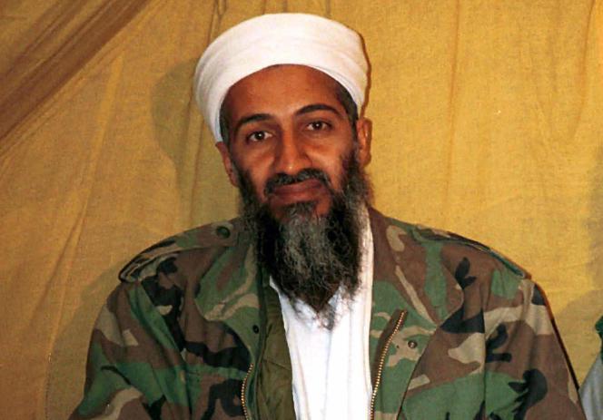 Oussama Ben Laden, en Afghanistan (photo non datée).