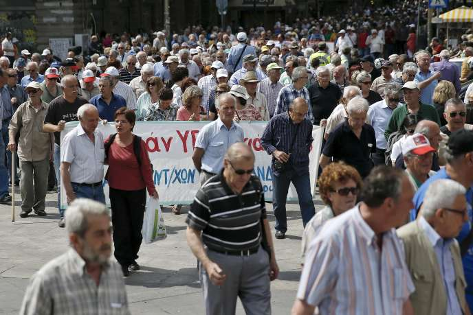 Les organisations syndicales de retraités ont appelé à un grand rassemblement national le 23 juin.