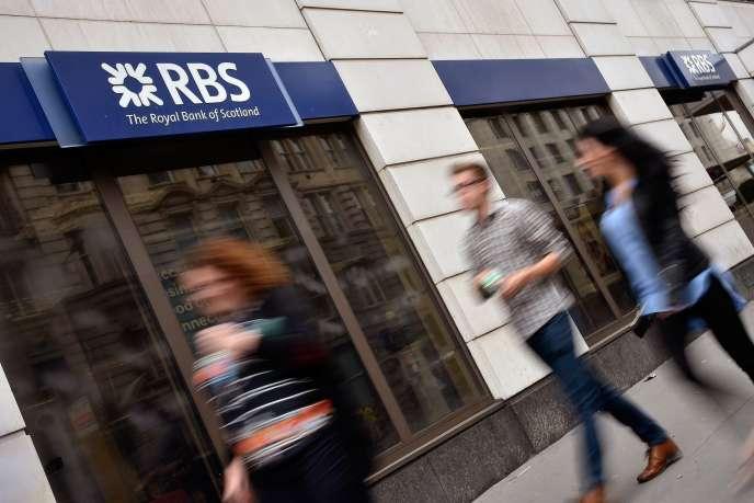 Le gouvernement britannique espère obtenir un gain net de 19 milliards d'euros de la revente des banques nationalisées.