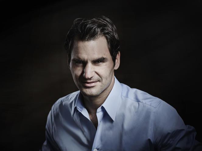 Roger Federer, le 12 avril à Monte Carlo.