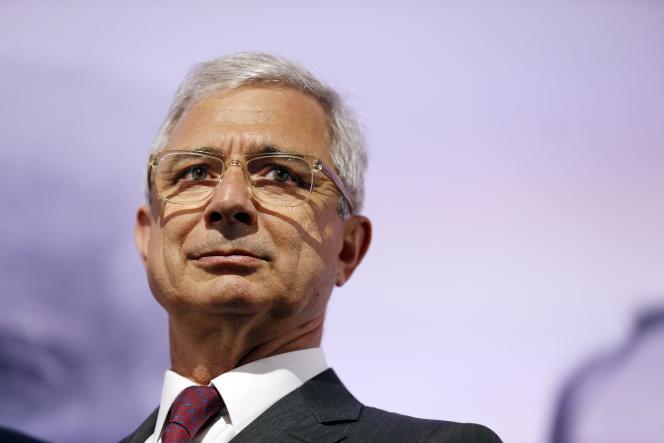 Claude Bartolone, président de l'Assemblée nationale et candidat aux élections régionales en Ile-de-France, le 20 mai.