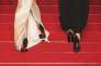 """La montée des marches de l'équipe du film de Valérie Donzelli, """"Marguerite et Julien"""", le 19 mai à Cannes."""
