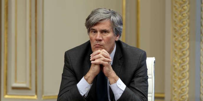 Stéphane Le Foll, en avril2015.