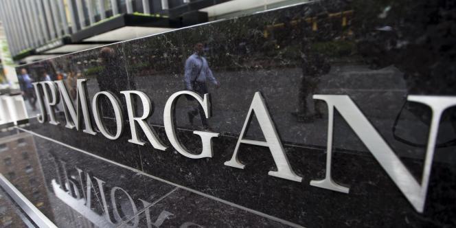 Le siège de JPMorgan Chase à New York.