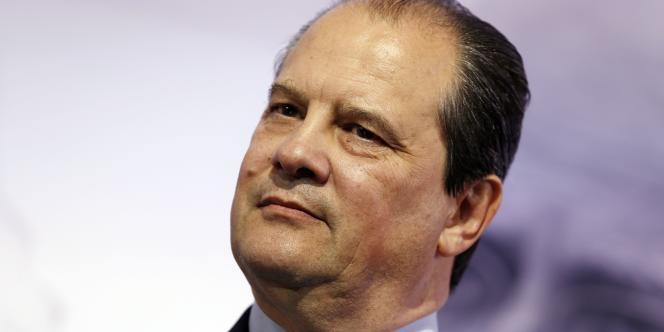 Jean-christophe Cambadélis a été élu à la tête du PS, le 28 mai.