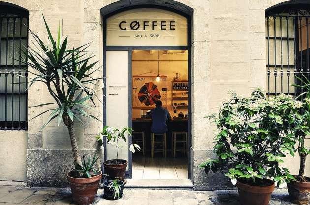 Le Nomad Coffee Production, pour une expérience autour du café.