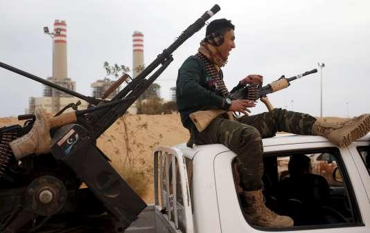 Les milices de Misrata et le soutien aérien de l'armée américaine ont permis,en décembre 2016, la reprise de Syrte, tombée aux mains de l'EI.