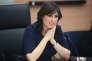 Tzipi Hotovely, la vice-ministre des affaires étrangères israélienne, le 13 mars, 2012, au Parlement israélien.