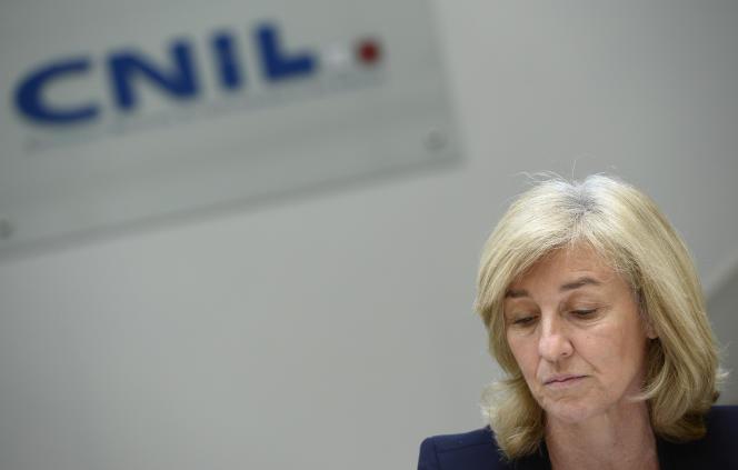 Isabelle Falque-Pierrotin, la présidente de la CNIL et du groupement européen des autorités de protection des données réagit à l'arrêt de la justice européenne sur le Safe Harbor.