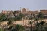 L'ancienne cité de Palmyre le 18 mai 2015.