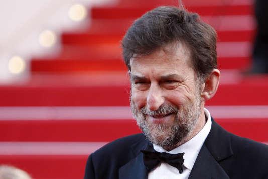 Le réalisateur Nanni Moretti au 68e Festival de Cannes, le 16 mai 2015.