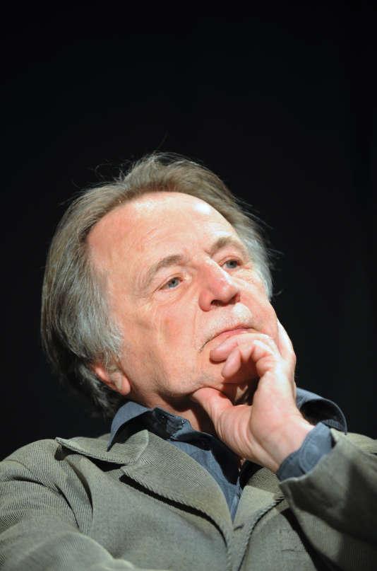 L'écrivain Régis Debray.