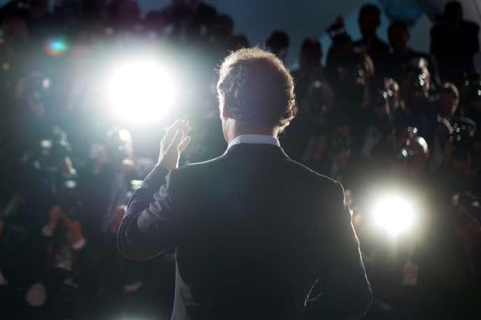 Vincent Lindon à Cannes, le 24 mai 2015.