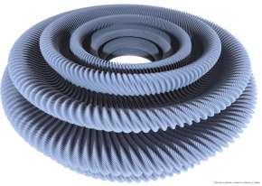 En 2012, l'équipe avait déjà réalisé un autre objet paradoxal, appelé tore plat.