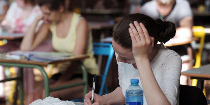 Dans un lycée strasbourgeois, en 2013 (photo d'illustration).