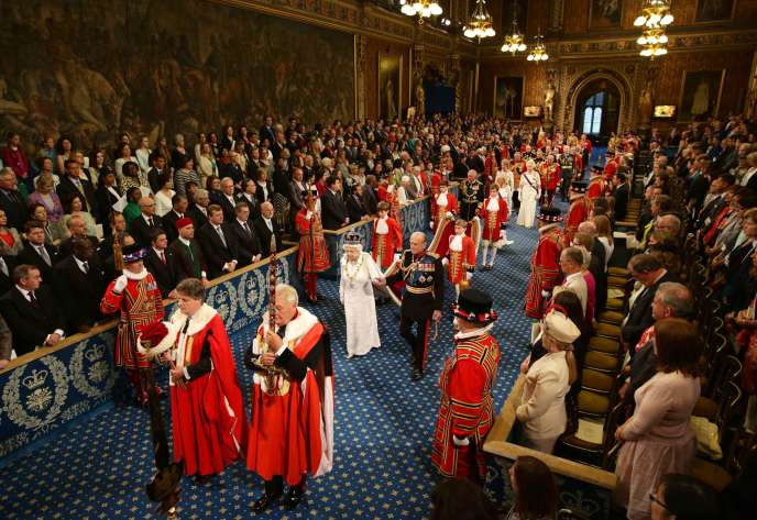Tradition remontant à 1536, ce discours (ici en 2014) d'une dizaine de minutes détaille le programme législatif du gouvernement.