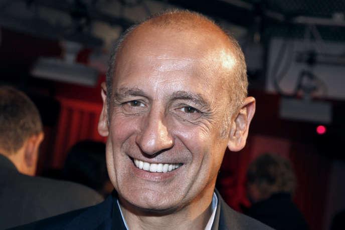 Jean-Michel Aphatie (ici à la rentrée de RTL en septembre 2011) n'a pas été satisfait par les propositions que lui a faites RTL pour la rentrée, selon la chaîne.