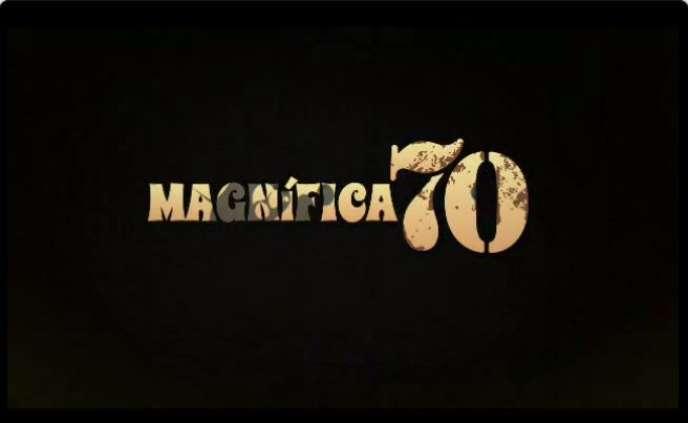 Capture d'écran de la série brésilienne