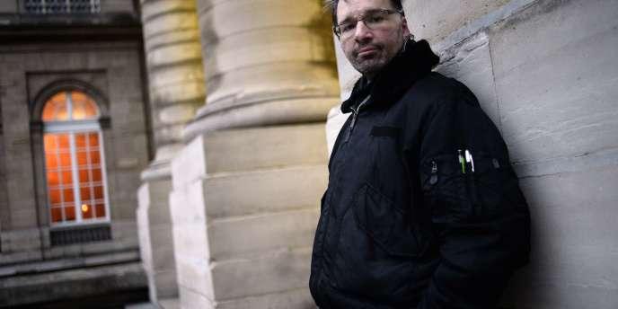 Maxime Gaget a été victime de violences conjugales pendant 15 mois entre 2007 et 2009. AFP PHOTO / STEPHANE DE SAKUTIN