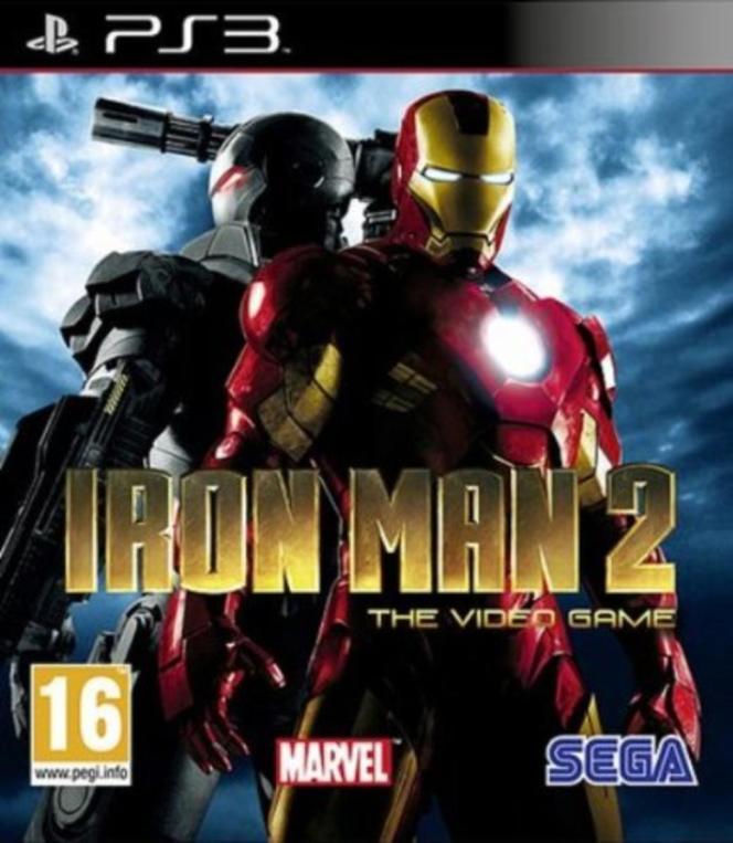 Iron Man 2 est déconseillé aux moins de 16 ans sur consoles de salon, alors que le film a été classé