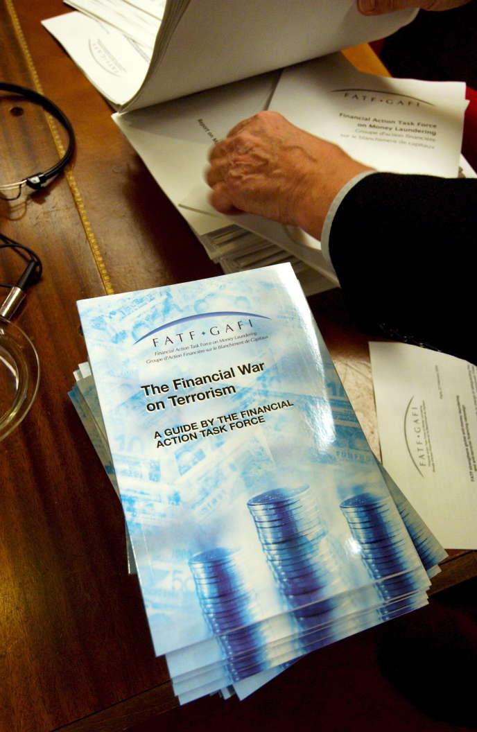 Le Groupe d'action financière (GAFI) a été créé en 1989 pour lutter contre le blanchiment d'argent et le financement du terrorisme.