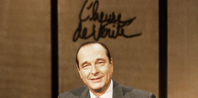 """Résultat de recherche d'images pour """"Jacques chirac l'heure de vérité"""""""