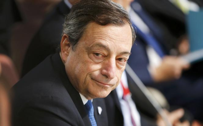 Emily O'Reilly, la médiatrice des institutions communautaires, a envoyé une lettre au président de la Banque centrale européenne (BCE), Mario Draghi.