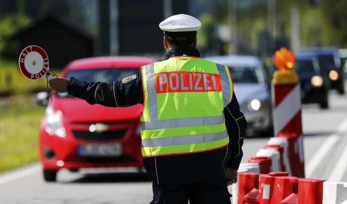 Le contrôle des frontières a été rétabli provisoirement en Allemagne pendant la durée du G7, en mai 2015.