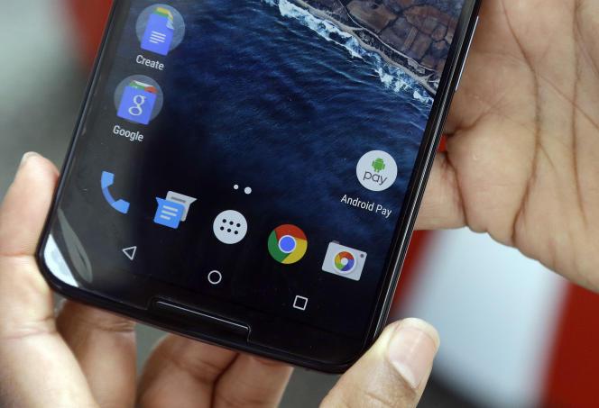 Les documents apportent pour la première fois la preuve que plusieurs téléphones Android ont fait l'objet de demandes de déblocage.