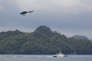 Une opération de recherche de la marine malaisienne au large de l'île de Langkawi, le 28 mai.