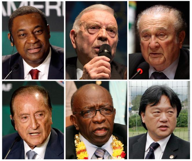 Neuf membres de la FIFA sont pour l'instant visés par la justice américaine.