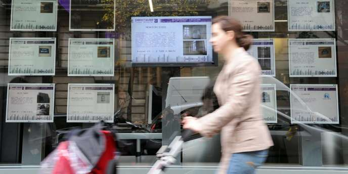 Selon des chiffres publiés jeudi 28 mai, les transactions repartent doucement à la hausse.