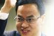 Après avoir démarré dans les produits électroniques, Li Hejun, 48 ans (ici, en janvier 2013), est devenu le discret patron milliardaire d'un groupe leader dans les panneaux solaires.