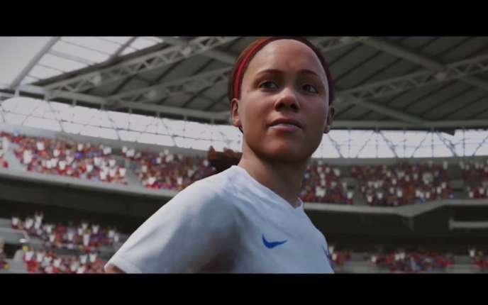 Les équipes féminines font leur apparition dans le jeu de football FIFA 16, une année de Coupe du monde.