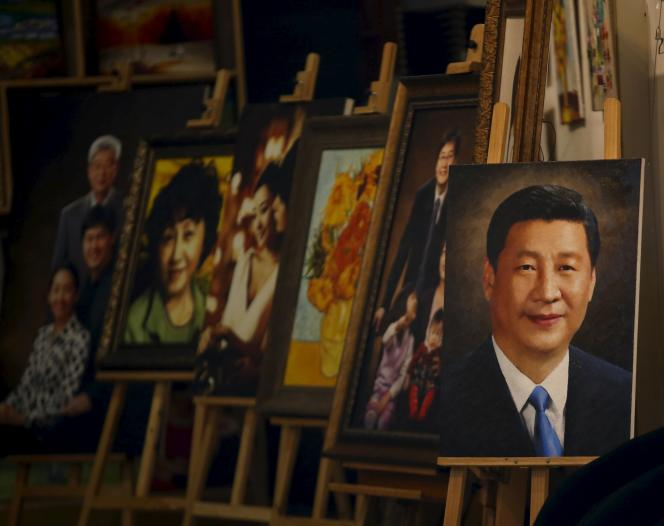 Depuis son arrivée au pouvoir, Xi Jinping a lancé une répression s'apparentant à une « campagne de rectification » de style maoïste, destinée à réduire au silence les critiques du régime. Il a demandé aux artistes de promouvoir le patriotisme et les « valeurs socialistes ».