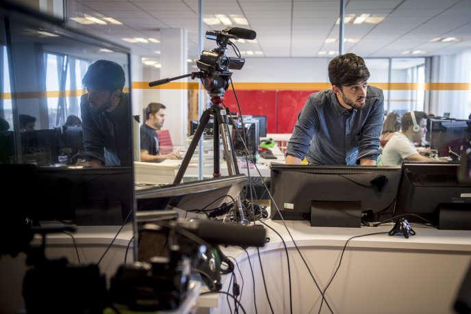 En cinq ans, le nombre d'entreprises du numérique installées dans la capitale britannique est passé de 200 à 2 500 (Eclypsia, à Ashford, Royaume-Uni, 2014.