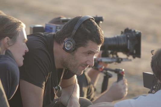 """Le réalisateur de """"Much Loved"""", Nabil Ayouch, travaille entre Paris et Casablanca."""