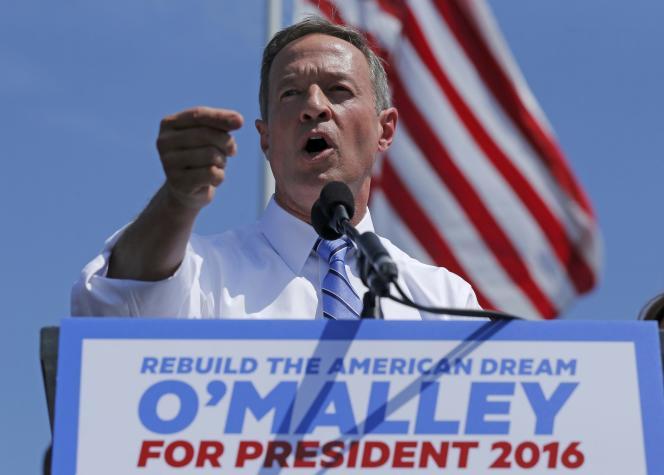 L'ancien gouverneur de Baltimore se porte candidat à l'investiture de son parti pour la présidentielle de 2016.