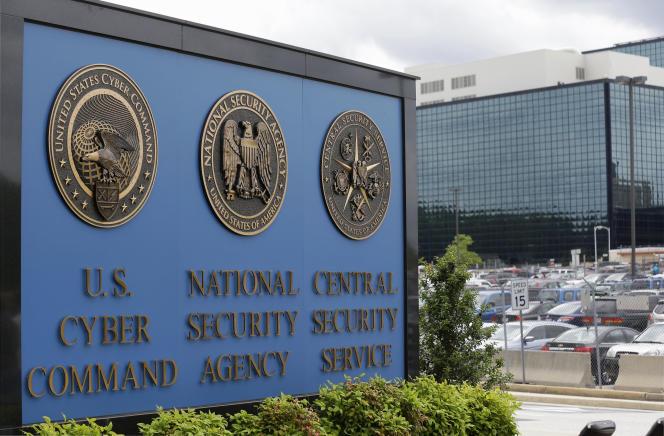 Le siège de la National Security Agency, à Fort Meade, le 6 juin 2013.
