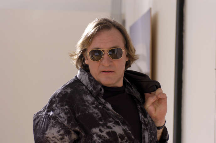 Gérard Depardieu, dans
