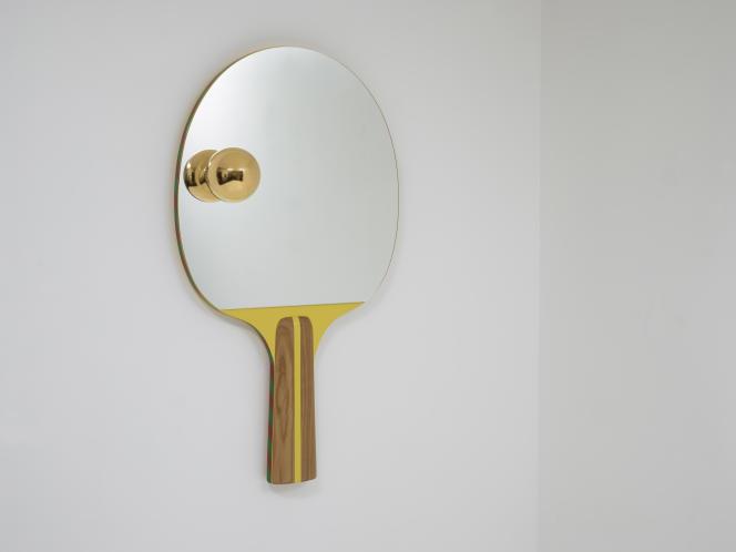 Racket miroir 2015.