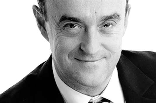 Philippe Bruneau, président du Cercle des fiscalistes.