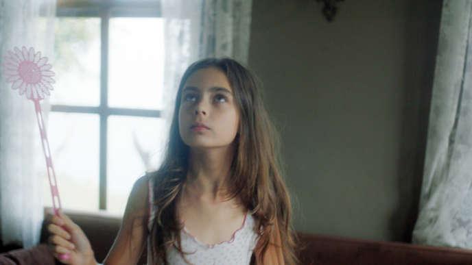 Günes Nezihe Sensoy dans le film turc, allemand et français de Deniz Gamze Ergüven,