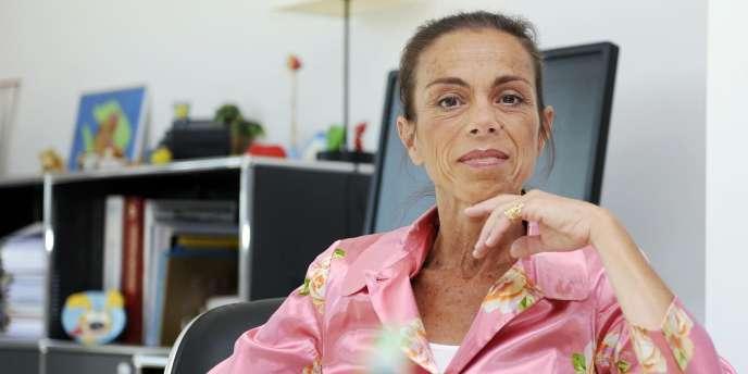 Agnès Saal a démissionné de son poste de présidente de l'INA à la suite de la polémique sur ses frais de taxi.