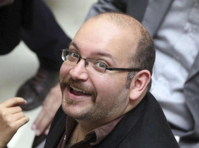 Le journaliste américain Jason Rezaian, détenu en iran, a été libéré.