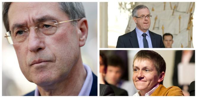Claude Guéant, Xavier Musca et Emmanuelle Mignon ont été placés en garde à vue dans le cadre de l'affaire des sondages de l'Elysée.