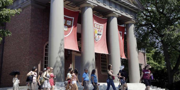 Harvard fait toujours partie des 20 premières universités dans le classement de Shanghaï.