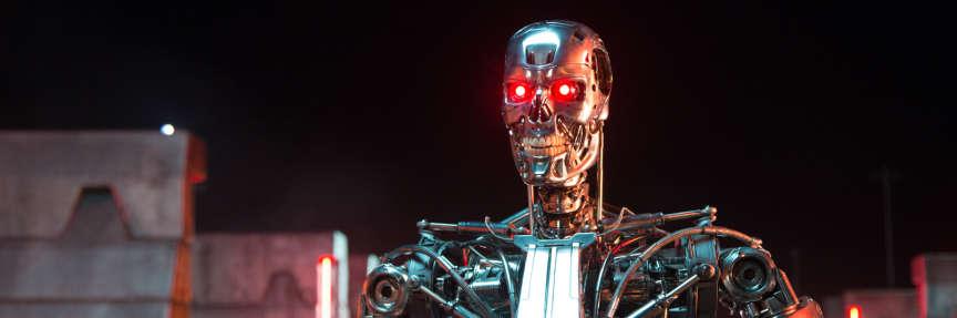 Une scène du film américain d'Alan Taylor, «Terminator: Genisys», sorti en 2015.