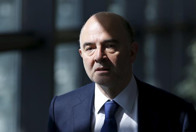 Pierre Moscovici à Bruxelles le 4 juin 2015.